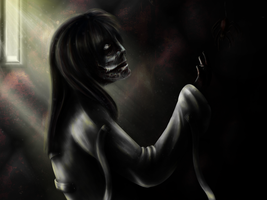 Needles and Smiles - Jeff the killer by GamingHedgehog
