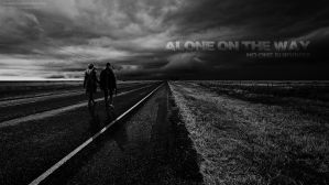 Alone On The Way -  Movie wallpaper by MartinGcz