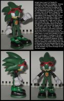 Custom Commission: Scourge by Wakeangel2001