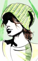 Ville in green by akuiesh