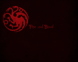 House Targaryen by Juan026