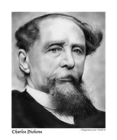 Charles Dickens by gregchapin