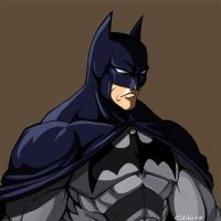 BATMAN by dramegar