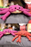 Purple Crab by Rose-Vicious