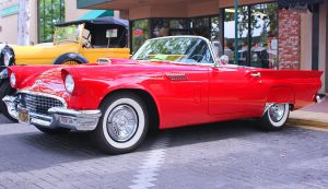 Red Thunderbird by StallionDesigns