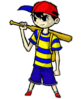 Wind Waker... Ness? by Bradshavius