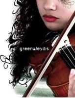 Violin by greenaleydis