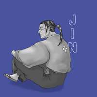 Jin by with-a-cause
