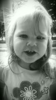 My little girl by Promes