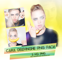 PNG Pack(253) Cara Delevingne by BeautyForeverr