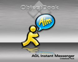 AOL Instant Messenger by weboso