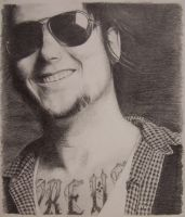Synyster Gates by Galatea94