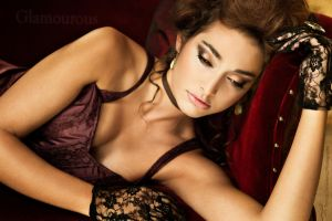 Baroque - Glamourous by zieniu