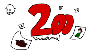 200 Deviations by flygonfan