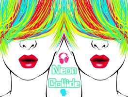 ...neon collide by seedlessseed