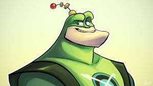 Qwark by AtomicRay