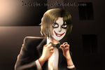 The Joker - How do I look? by Detective-May