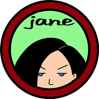 Jane Logo (PNG) by otfs
