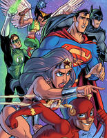 JLA by J-Skipper