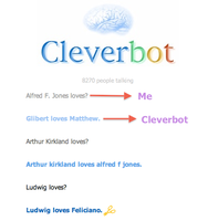Cleverbot: Hetalia pt.4 (END) by NiniIs1