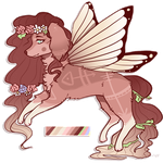 [CLOSED] -AUCTION- Butterfly Adoptable #2 by Sno-berry