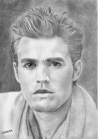 Paul Wesley by cell40