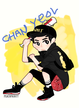 Chanyeol by Lolibeat