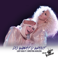 Do What U Want ft. Xtina (Live On TheVoice) by ColourCrayon