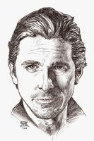 CHRISTIAN BALE in 30 minutes by MalevolentNate