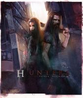 The Hunters by patryk-garrett