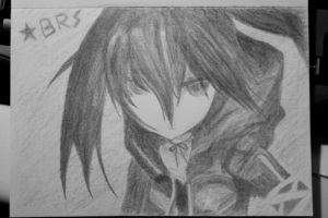 Black Rock Shooter 2 by AbyssimalDysnomia
