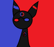 Sollux Umbreon? by xXQueen-BooXx