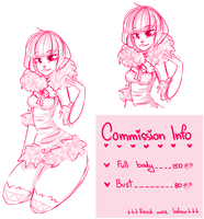 [ Point  Commissions - Info ] [ CLOSED ] by PileOfJunk
