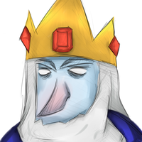 Ice King by franceeisbest