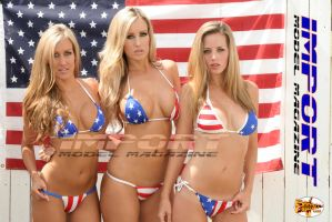 JENNIFER - JESSICA - SHANON - USA by afelix