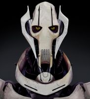 General Grievous by SoulStryder210