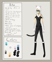 Cat Cosplay Ref. 2 by SayomiWolf