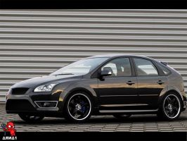 Ford Focus Project 20 by arna1