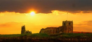 Whitby Abbey by hayleyonfire