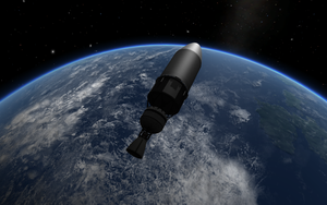 KSP - Reconnaissance Drone In Orbit by Shroomworks