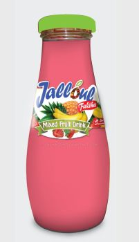 Jalloul - Mixed Fruit Drink by salwassim