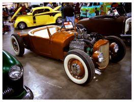Copper Ford by Car-Crazy