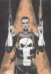 The Punisher Colours July 2015 by Bobalob93