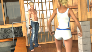 Bathhouse Brawl - Part 1 by Dick--Justice