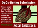 Tarsh Tarsh Fruit by OpOc-Listing