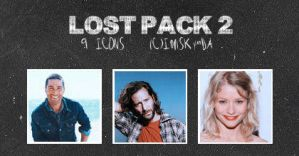 Lost Icon Pack- 2 by Ion-Sky