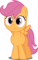 Scootaloo in perplexity by Felix-KoT