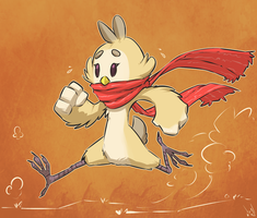 Random Chicken by atryl