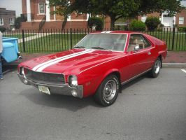 1968 AMC AMX by Shadow55419