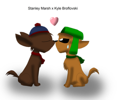 South Park: Stan x Kyle by KelseyEdward